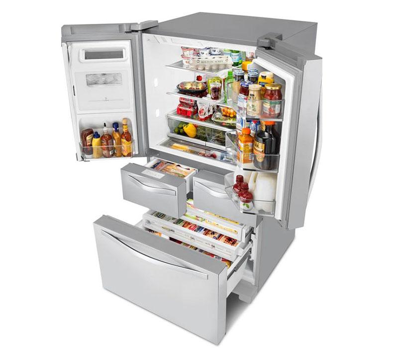 یخچال خانگی دو درب