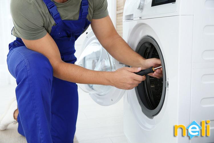 تعمیرات ماشین لباسشویی سامسونگ