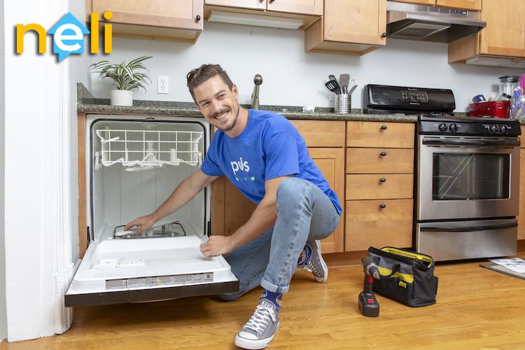 تعمیر ماشین ظرفشویی در منزل