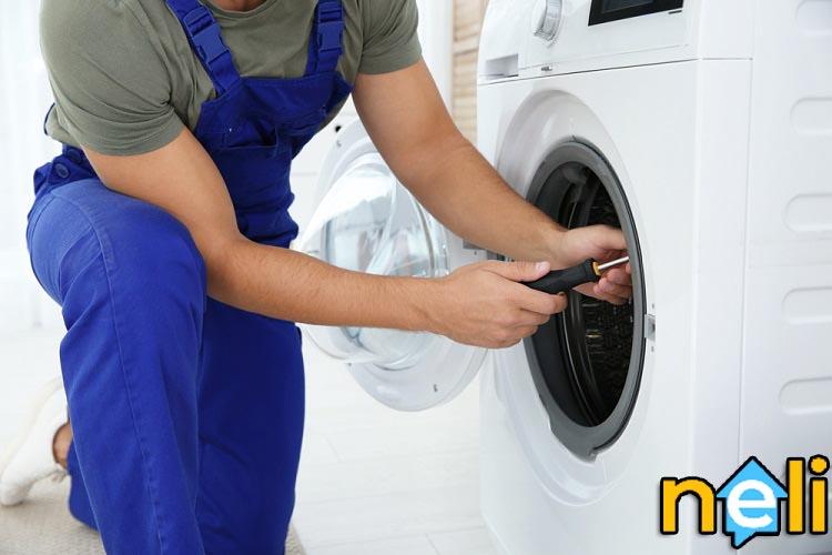 تعمیرماشین لباسشویی ال جی (LG)