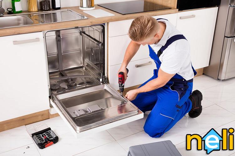 نمایندگی تعمیر ماشین ظرفشویی در تهران