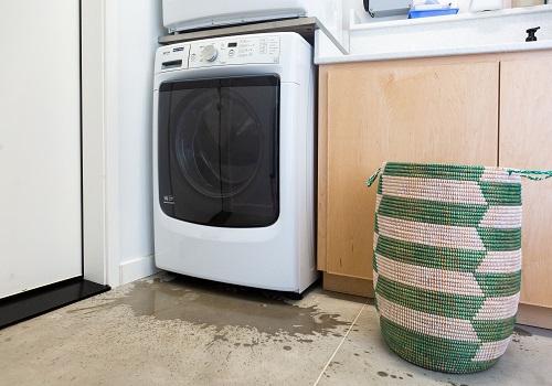 رفع نشتی آب در قسمت های مختلف ماشین لباسشویی