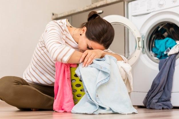 توقف ناگهانی یا خاموش شدن ماشین لباسشویی