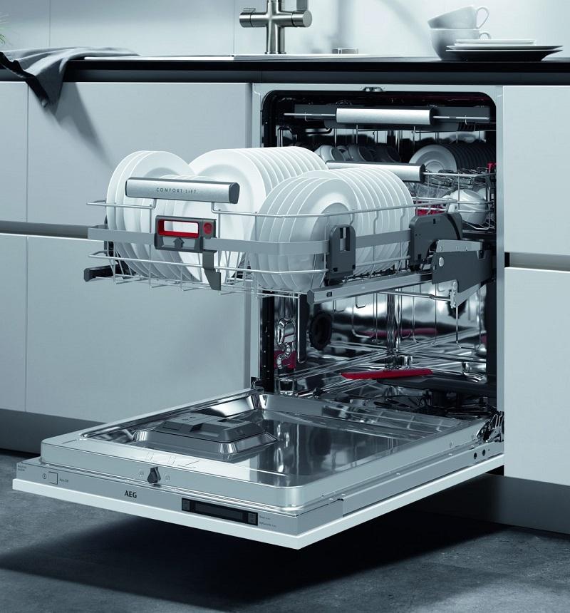 تعمیر ماشین ظرفشویی آاگ