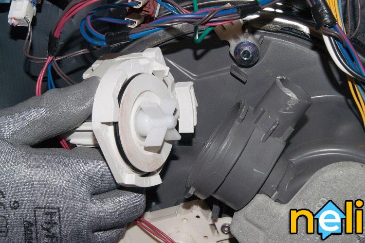 تعمیر پمپ تخلیه ماشین ظرفشویی