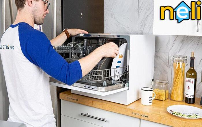 تعمیر ماشین ظرفشویی رومیزی سامسونگ