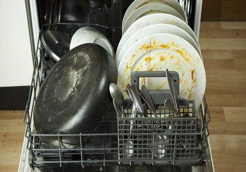 کثیف بودن ظرف ها بعد از اتمام شستشو