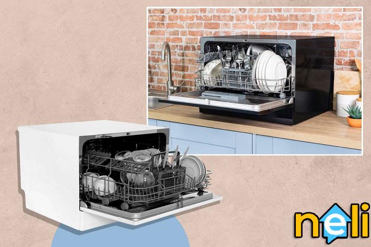 تعمیر ماشین ظرفشویی رومیزی
